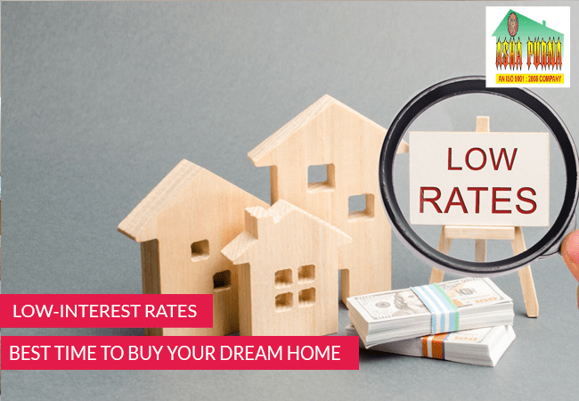 Best time to Buy your dream house