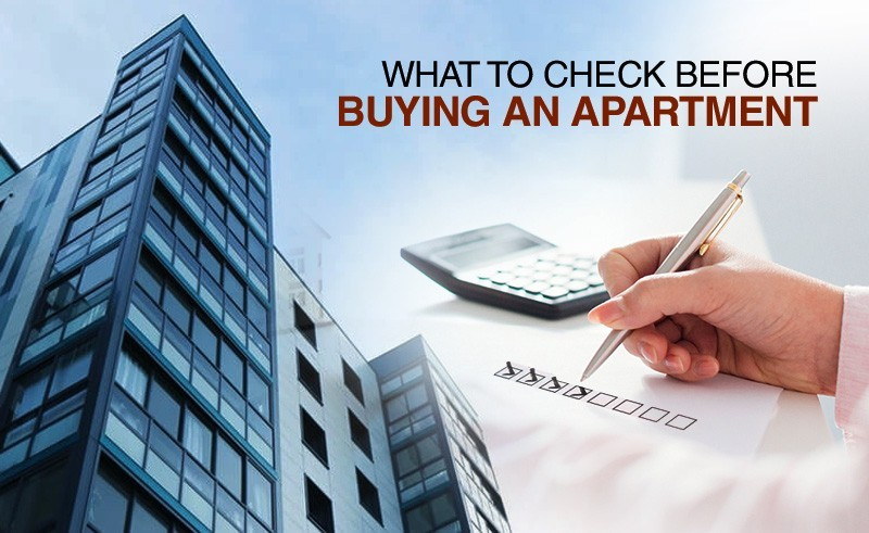 Things To Know Before Buying An Apartment